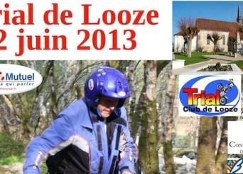 Trial de Looze 2 juin 2013