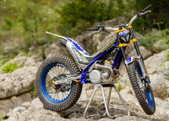 SHERCO CABESTANY 300 2014