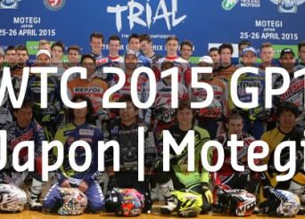 WTC 2015 Round 1 Motegi Japon