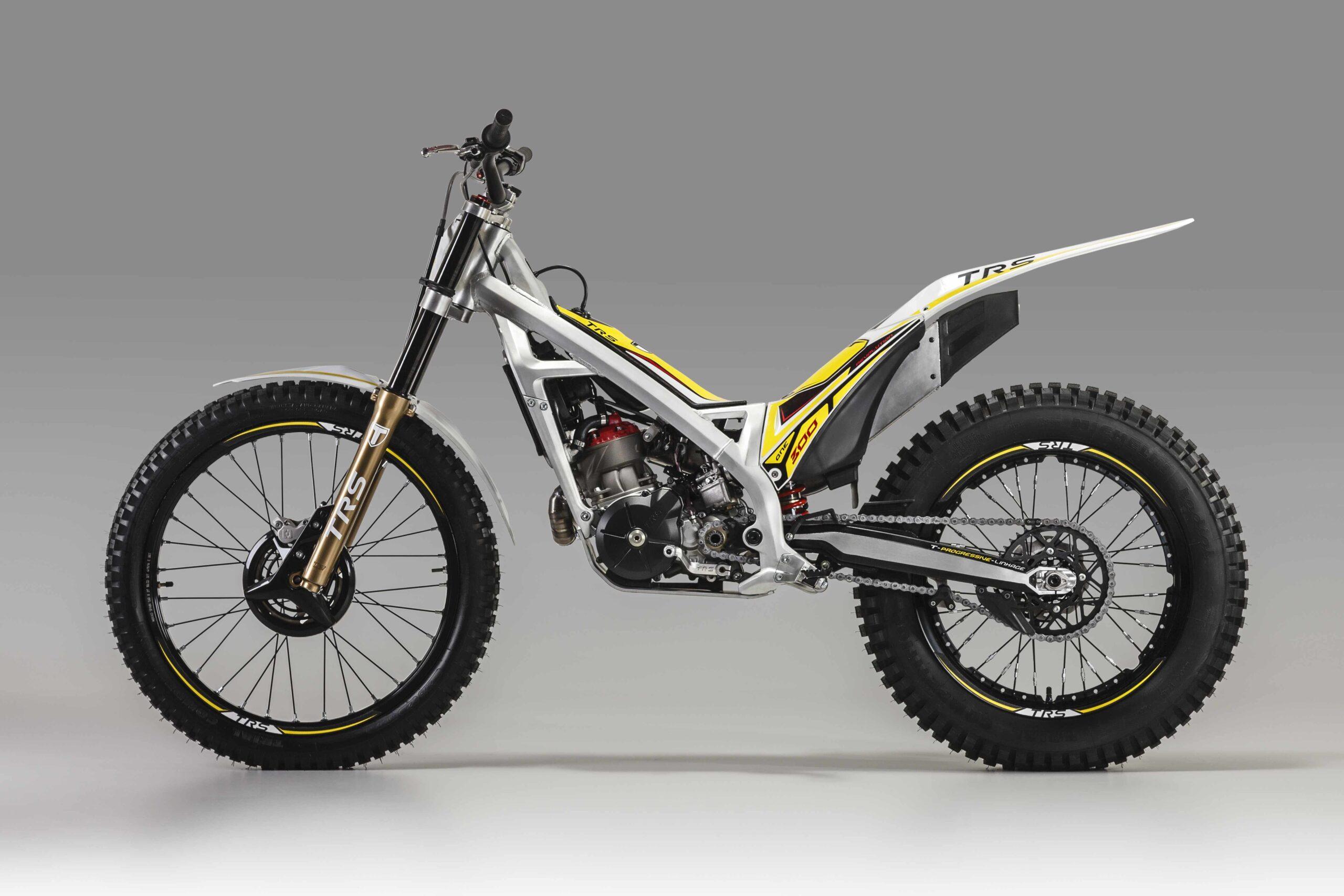 Suzuki  Trials Bike
