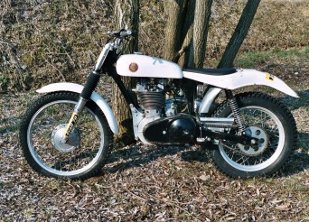 Ariel 500 4-T