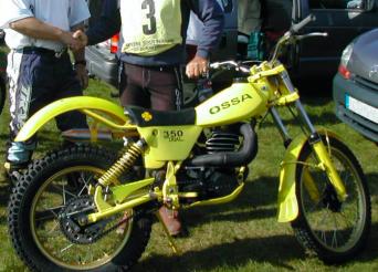 Ossa 350 Gold