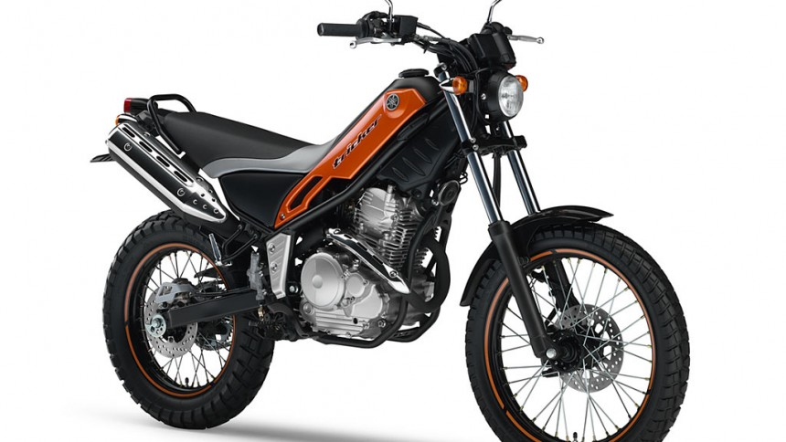 Yamaha Tricker 2005