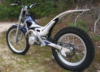 Scorpa 250 SY 2005