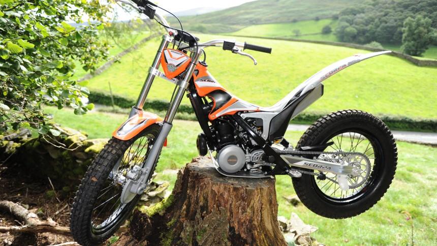Scorpa SY 280 R 2011