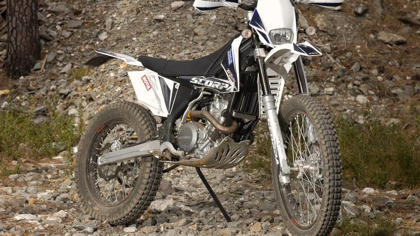 Scorpa T-Ride 250-F 2009