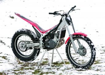 Beta 125 EVO 2009
