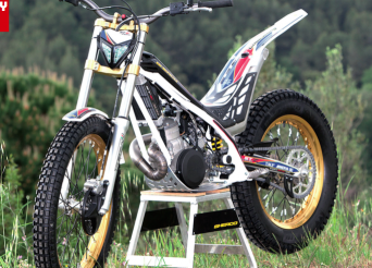 Sherco 300 ST Cabestany 2011