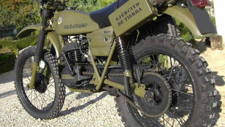 Bultaco Alpina ET 350 1970's