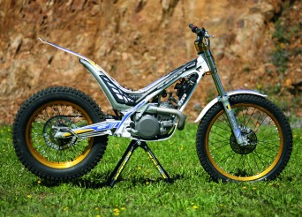 Sherco 125 ST Racing 2012