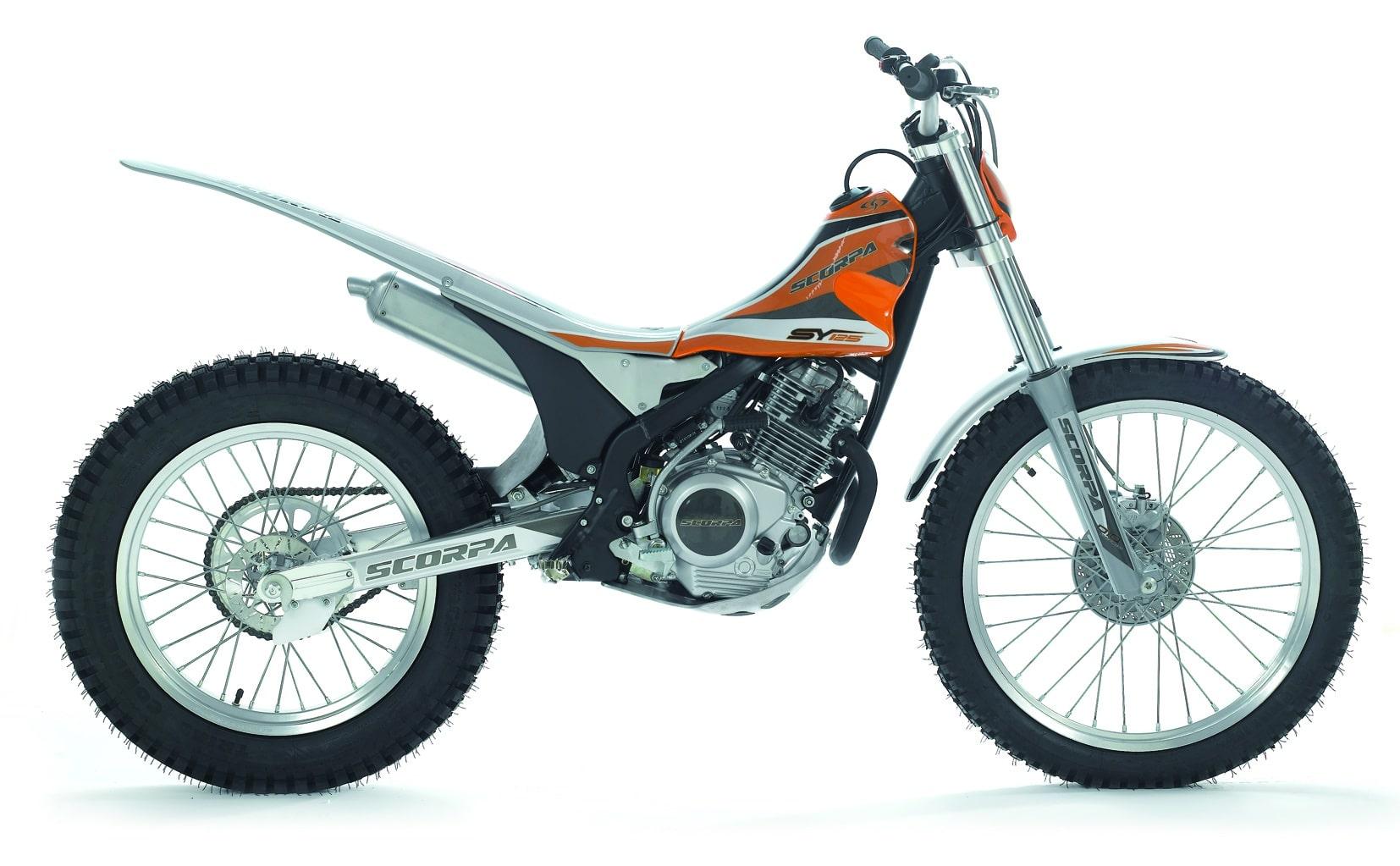 Honda Nord Sud >> Scorpa SY FR 2012 - Trial Magazine