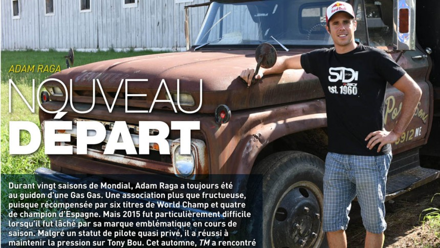 Interview Adam Raga