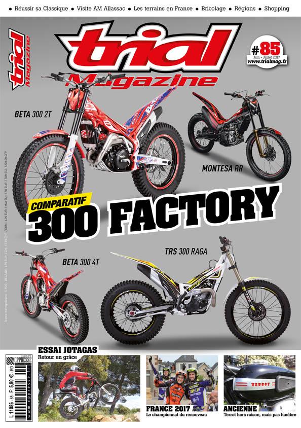 Dernier numéro de Trial Mag