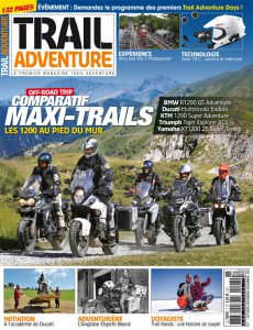 Trail Adventue Magazine n°7