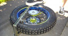décole pneu