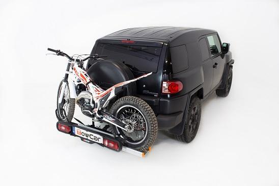 Towcar un porte moto adapt aux trials trial magazine for Porte u moto