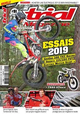 Dernier numéro de Trial Magazine
